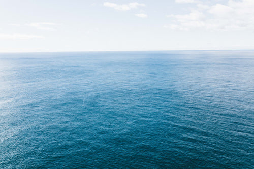 Deep Sea Ocean Lookout Photographic Print