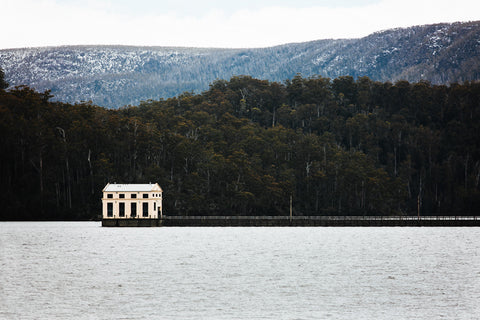 Pumphouse Point Photographic Print