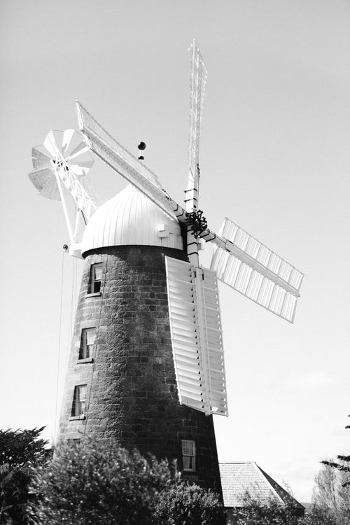 Oatlands Windmill Photographic Print