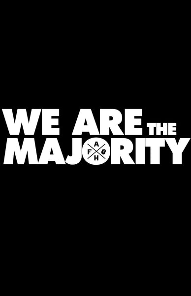 WE ARE THE MAJORITY Tee