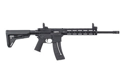 "SMITH & WESSON M&P15-22 22LR 16"" 10RD BLK THRD"