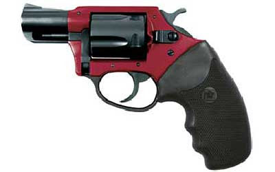 "CHARTER ARMS UNDERCOVER LITE RED/BLK 38SPL 2"" 5-SHOT"