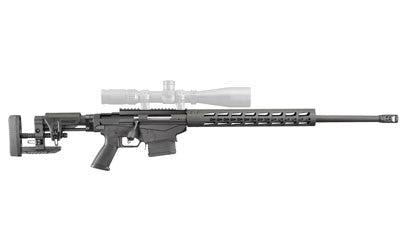 "RUGER PRECISION RFL 6.5CRD 24"" 10RD"