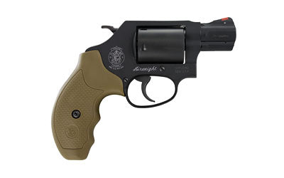 "S&W 360 357MAG 1.875"" 5RD SC BLK UC"
