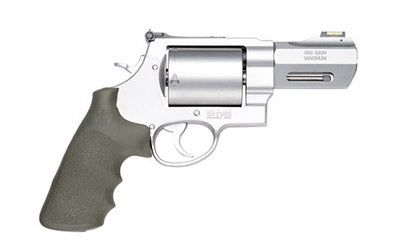 "S&W 460PC XVR 3.5"" 5SH STS AS RBR"