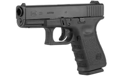 GLOCK 23 40SW 10 Rnd Fixed Sights