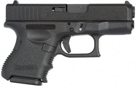 GLOCK 27 Sub Compact 40SW Fixed Sights