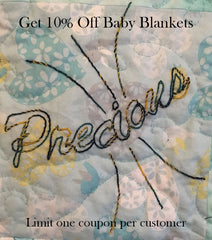10% Off Baby Blankets