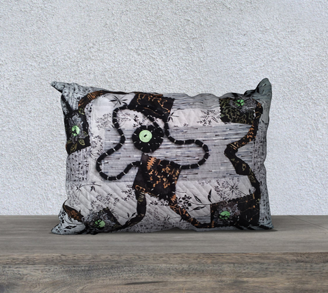 Abstracta Pillow Case