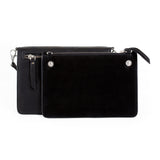 Kleo Medium Crossbody (black)
