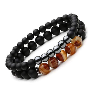 Triple Protection Bracelets [Set of 2] - Elegant AF