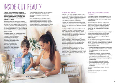 Inside-out Beauty - Mama Mag Oct/Nov 2019