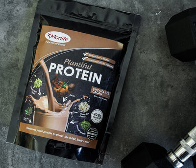 New Product Alert: Plantiful Protein Has Sprouted!