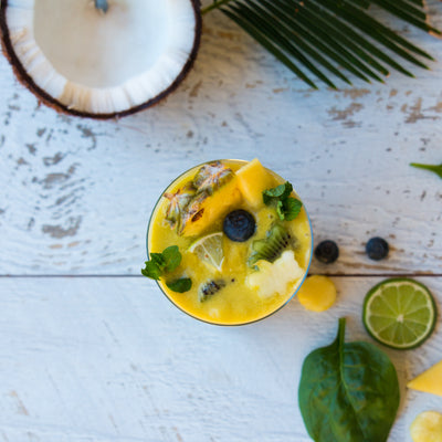 Tropical Zest Alkalising Smoothie