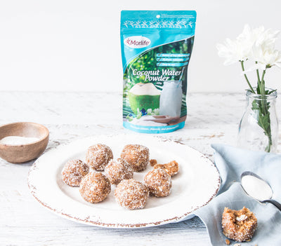Coconut & Oat Bliss Balls