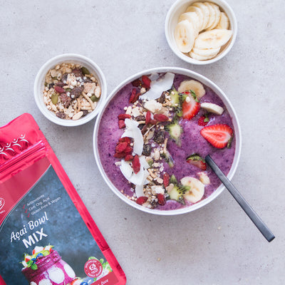 How To Build The Perfect Acai Bowl