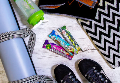 Perfect On-The-Go Snacks