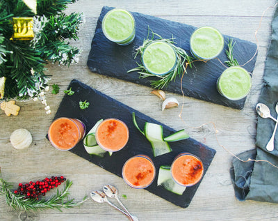 Make Your Christmas A Little Bit Fancy With These Nice & Easy Gazpacho Recipes