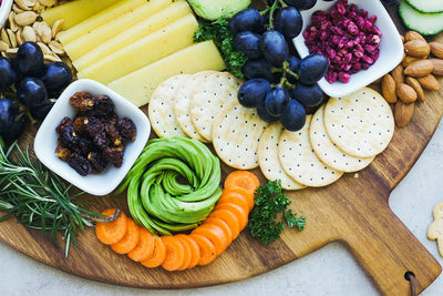 How To Build A Grazing Board Like A Pro
