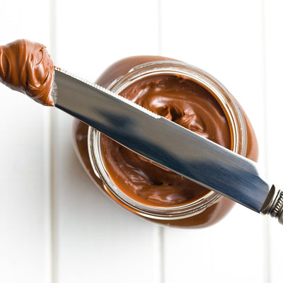 The Nutritionist Approved Homemade 'Nutella' Recipe