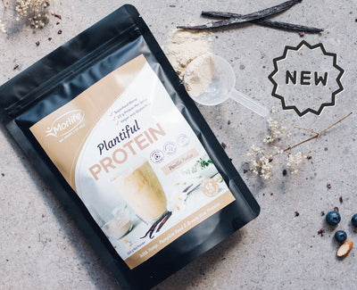 It's Here: Plantiful Protein Vanilla Fudge! Naturopath Marlie Gives You The Lowdown