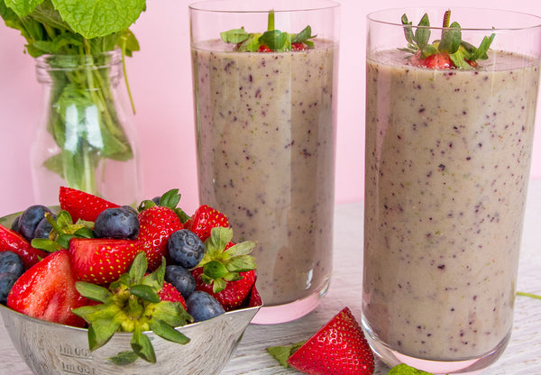 Porridge Breakfast Smoothie