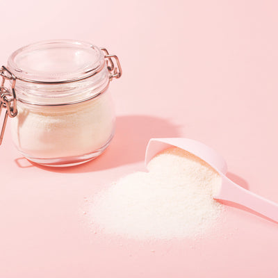What is collagen and why does it give us glowy skin?