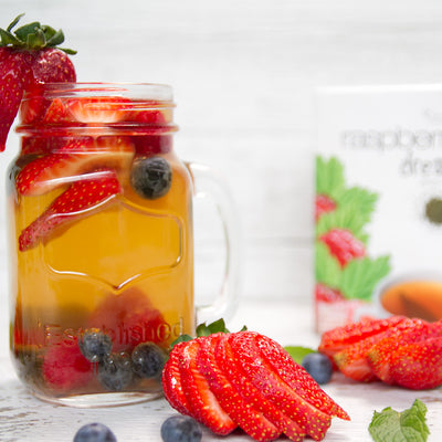 Sparkling Berry Dream Iced Tea