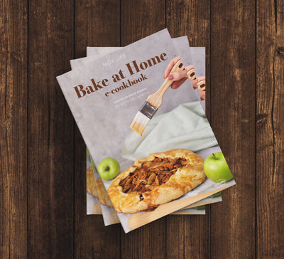 FREE Bake at Home e-Cookbook