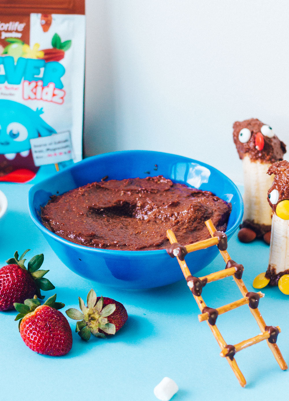 Kid friendly nutella recipe