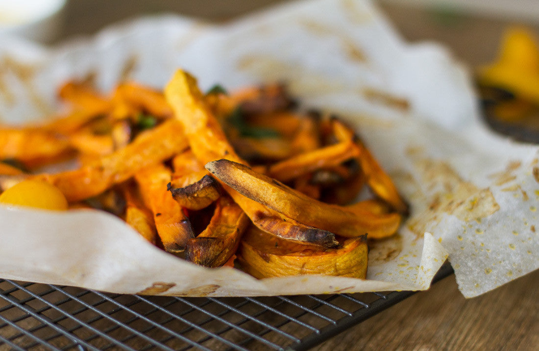 sweet potato chip recipe with dip