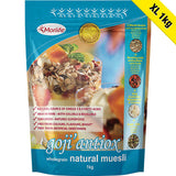 Goji Antiox Wholegrain Natural Muesli 1kg