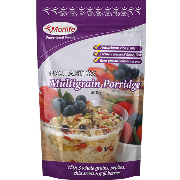 Goji Antiox Multigrain Porridge 400g