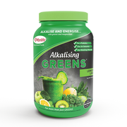 Morlife Alkalising Greens Lemon Lime 1kg