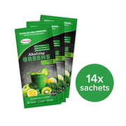 Morlife Alkalising Greens Lemon Lime Handypack
