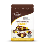 Dark Chocolate Coated Ginger