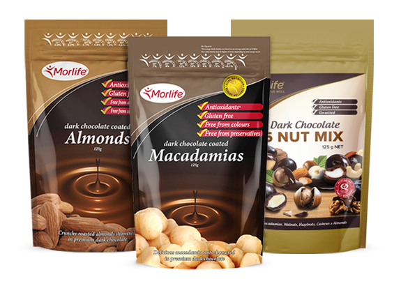 Choc Nut Lovers Bundle
