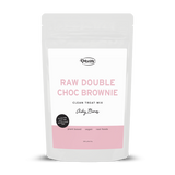 Ashy Bines Raw Double Choc Brownie Mix 260g