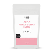 Ashy Bines Choc Strawberry Slice Treats 260g