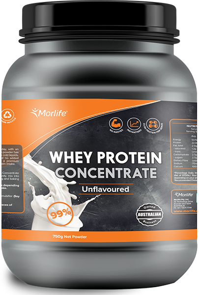 Whey Protein Concentrate 750g