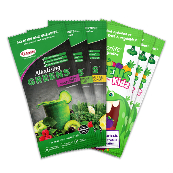 Family Greens Bundle