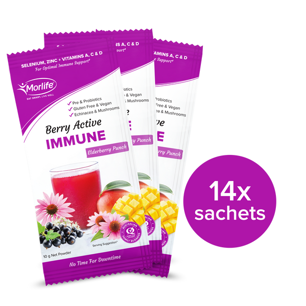 Berry Active Immune