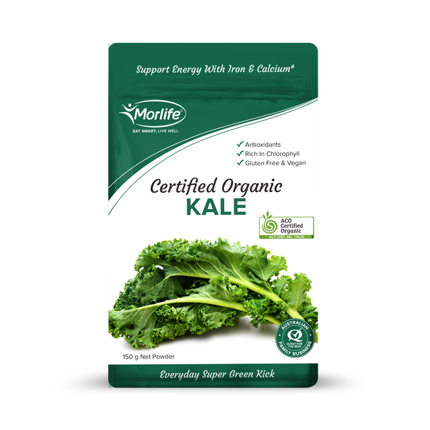 Kale Powder Certified Organic 150g