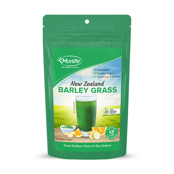New Zealand Barley Grass