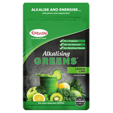 Morlife Alkalising Greens Lemon Lime 100g