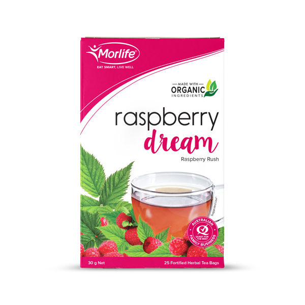 Raspberry Dream Teabags 25