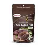 Morlife Certified Organic Raw Cacao Nibs pouch