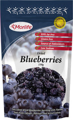 Dried Blueberries 150g