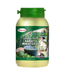 Barley & Wheat Grass Certified Organic 200g