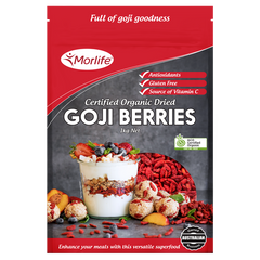 Goji Berries Certified Organic 1kg
